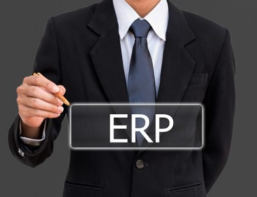 What are the benefits of an ERP system?